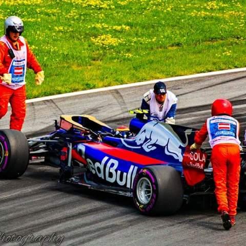 Formel 1 2017 Redbullring