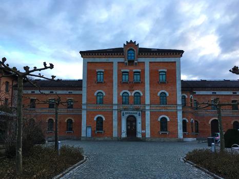 Rosenheim - ohne Cops - hier das Rathaus, in der Serie: Polizeipräsidium