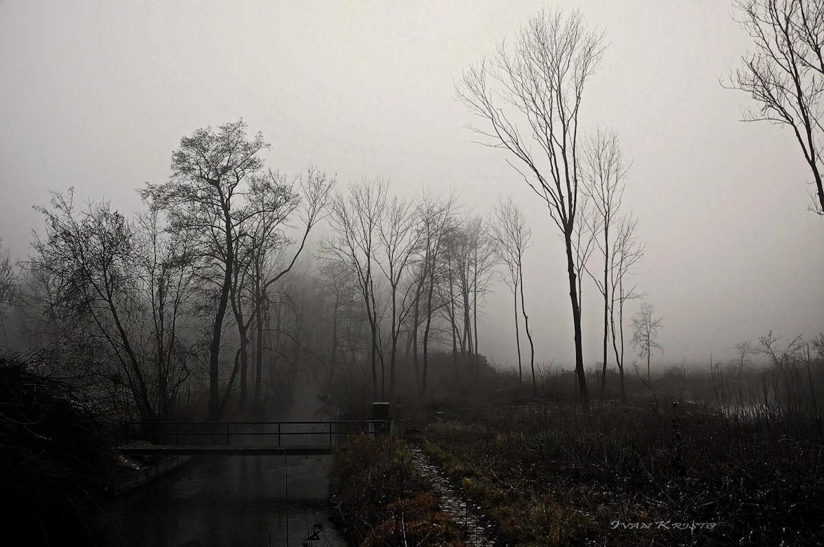 Nebeldecke im Anmarsch