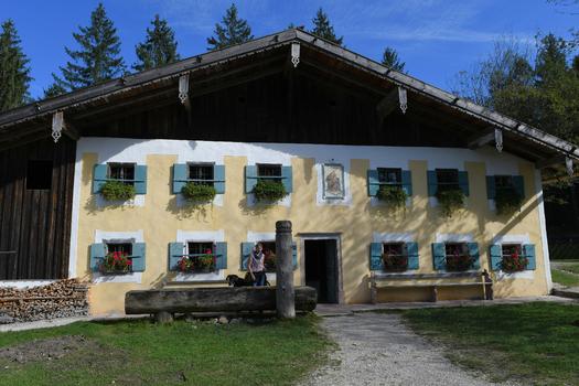 Sillbauernhaus (Freilichtmuseum Großgmain)