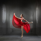 red ballet