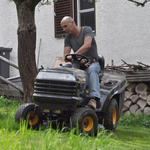 Herbert mit Trucker!