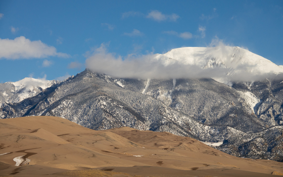 Great Sand Dunes National Park IV