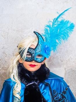 Lady in Venice
