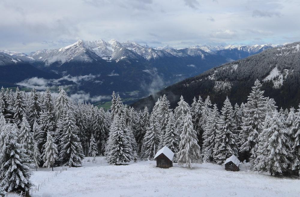 Schneefallgrenze...