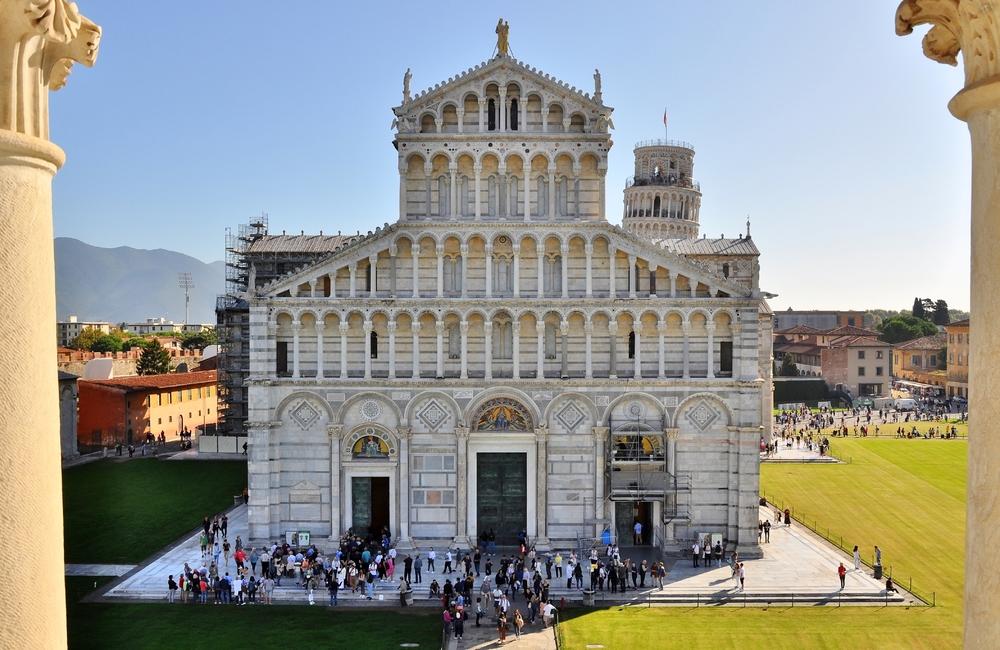 Dom-Santa Maria Assunta / Pisa / Toskan / Italien