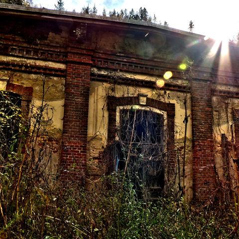 Lost Place Wasserkraftwerk