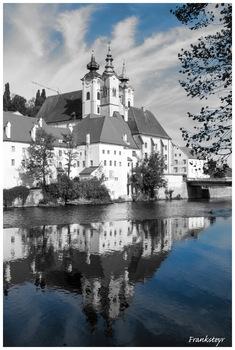 Spiegelblau in Steyr
