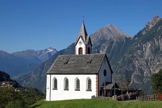 die Kirche von Falterschein