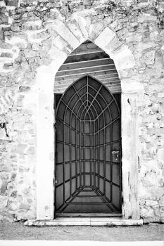 entrance into depth
