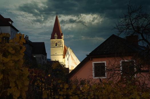 Wehrkirche Weißenkichen i. d. Wachau