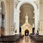 Portiuncula Kapelle / Assisi / Umbrien / Italien