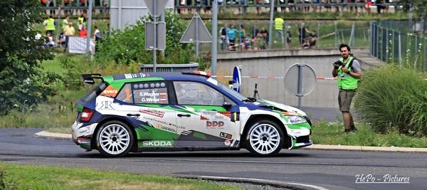Hartbergerland Rallye Sieger 2021