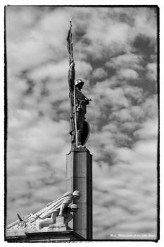 Heldendenkmal der Roten Armee in Wien