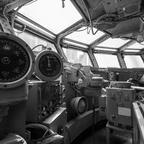Flag Bridge USS Intrepid (Intrepid Sea, Air & Space Museum)