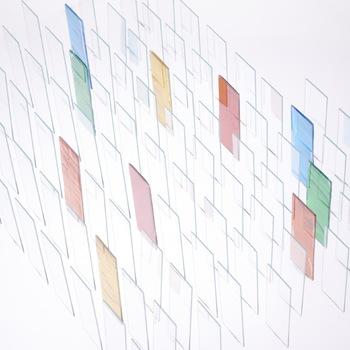 Mondrian abgeschaut