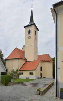 Kirche von Jeruzalem (Slowenien)