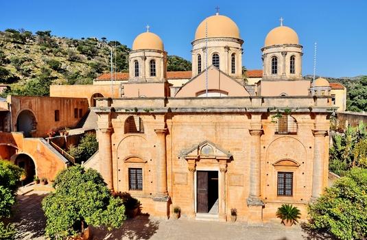 Moni Agia Triada / Kreta