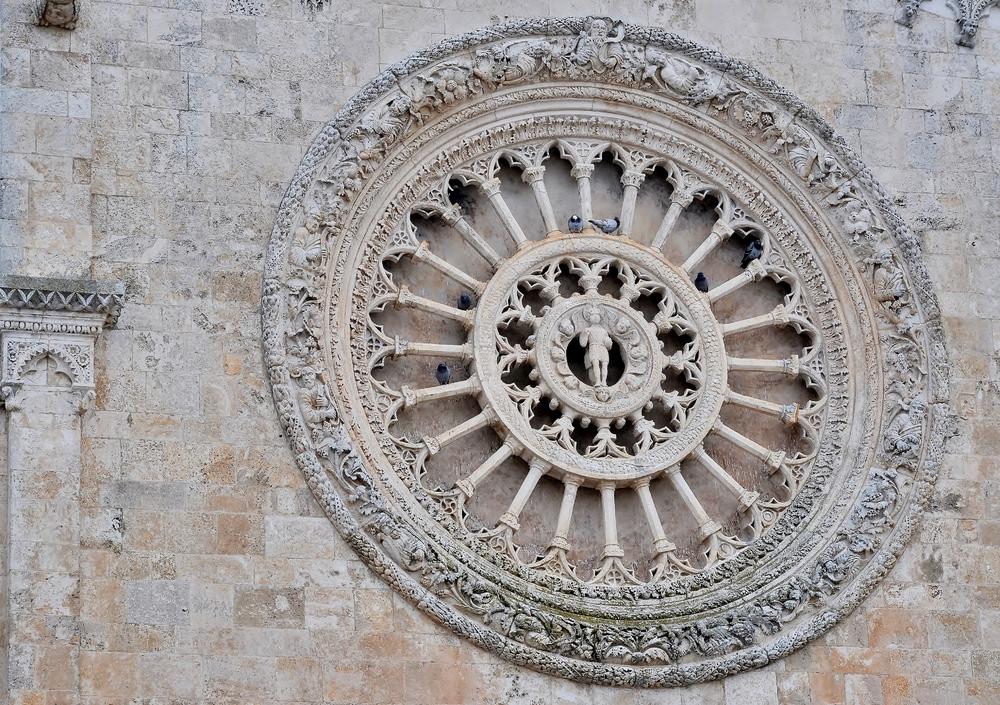 Basilica Santa Maria Assunta / Ostuni / Apulien / Italien