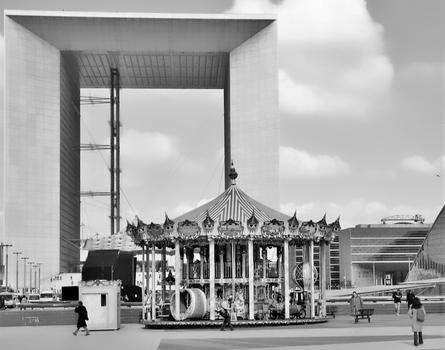 """""""La Grande Arche"""" / Puteaux - Paris (2)"""