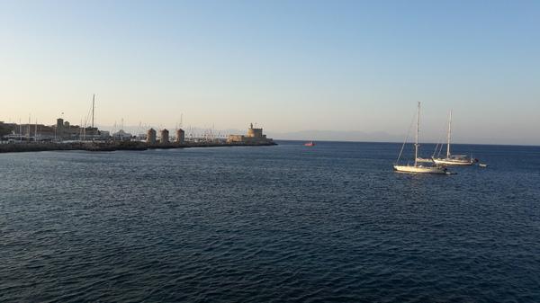 Rhodos Hafen 3