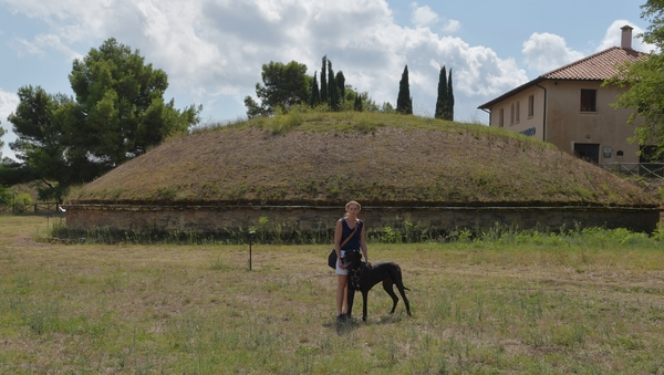 Tomba dei Carri (Populonia)