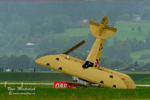Kleines Airpower-Hoppala