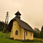 Kapelle im Ahorntal