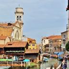 Squero di San Trovaso / Venedig