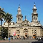 Santiago: Catedral Metropolitano
