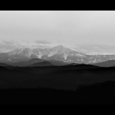 Schneeberg-Panorama