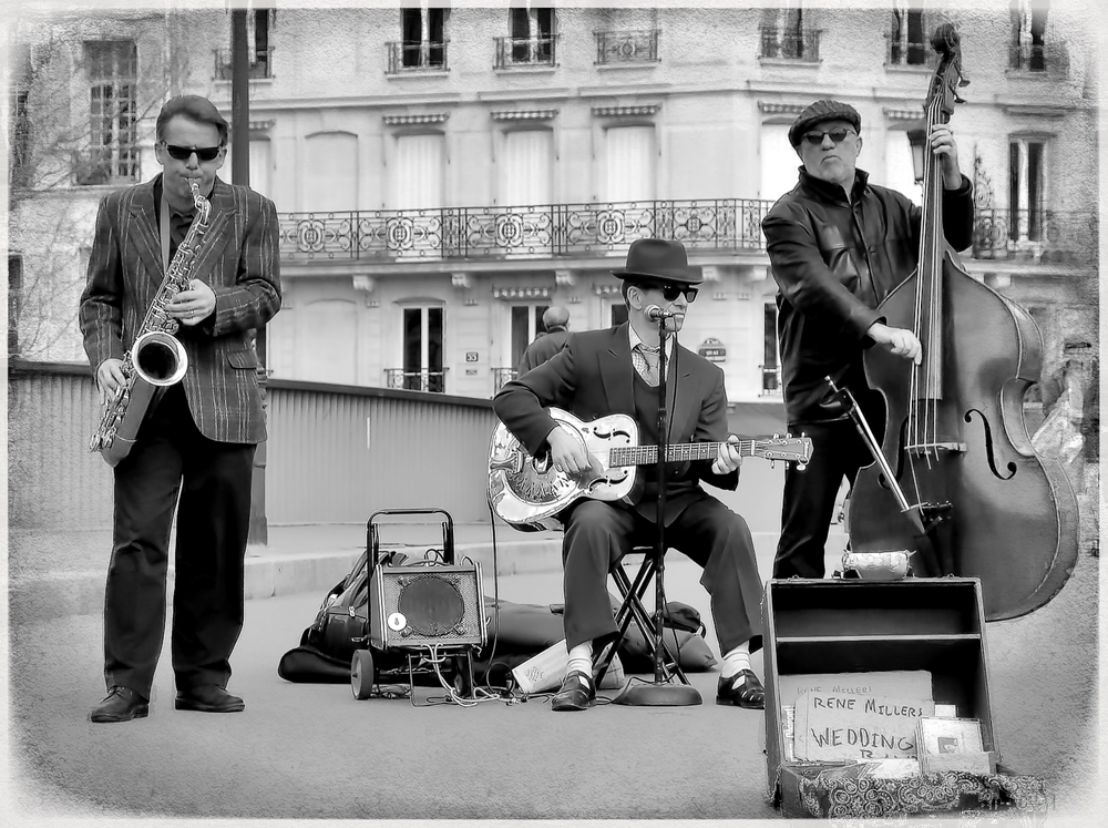 Rene Miller's Wedding Band - Live in Paris (06) ;-)