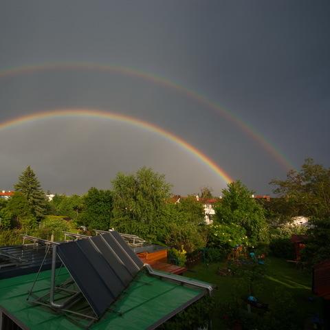 Regenbogen 10 mm