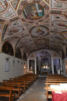 Chiesa di San Lino, Volterra