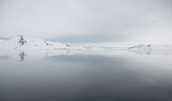 Spitzbergen, Südliche Hinlopenstraße: Bjørnsundet