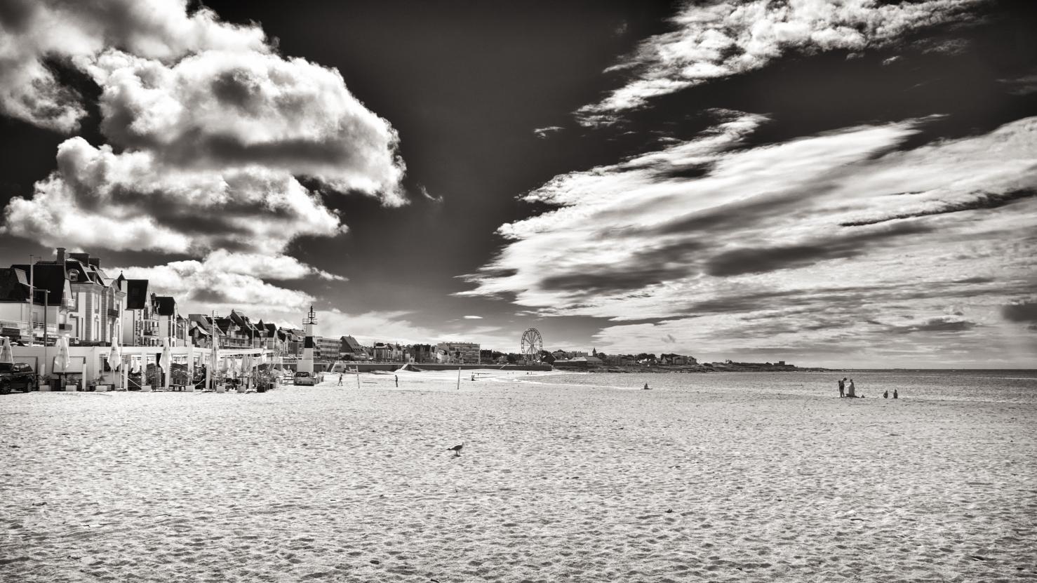 Quiberon Beach