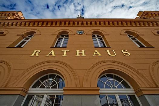 Schweriner Rathaus