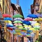 Ombrelli (2) / Ravenna / Italien