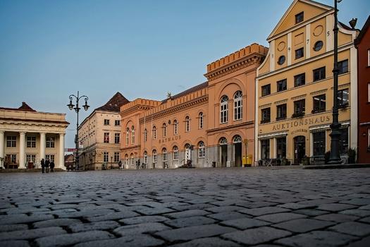 Schweriner Stadtansichten III