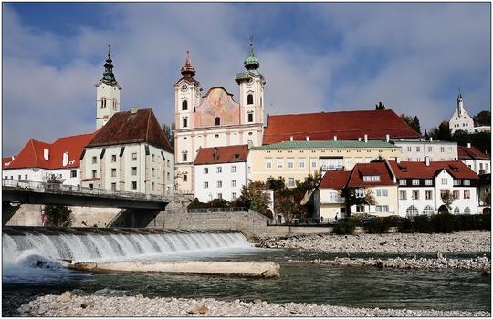 Steyr, Zwischenbrücken
