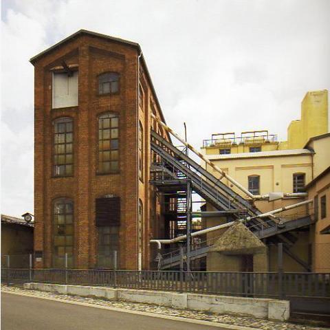 """Brikettfabrik """"Louise"""", Deutschland"""