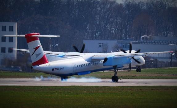 Dutch Down Fokker 50
