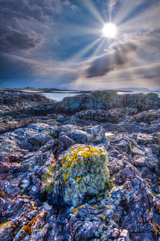 Arisaig Beach - The Stone