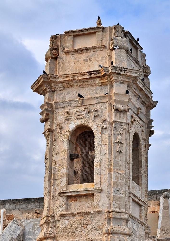 Chiesa di San Salvatore - Monopoli / Apulien / Italien