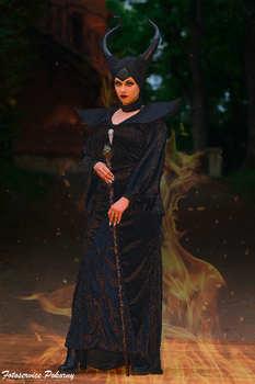 Maleficentshooting mit Sarah K.