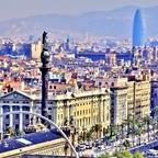 Kolumbus-Monument  / Barcelona